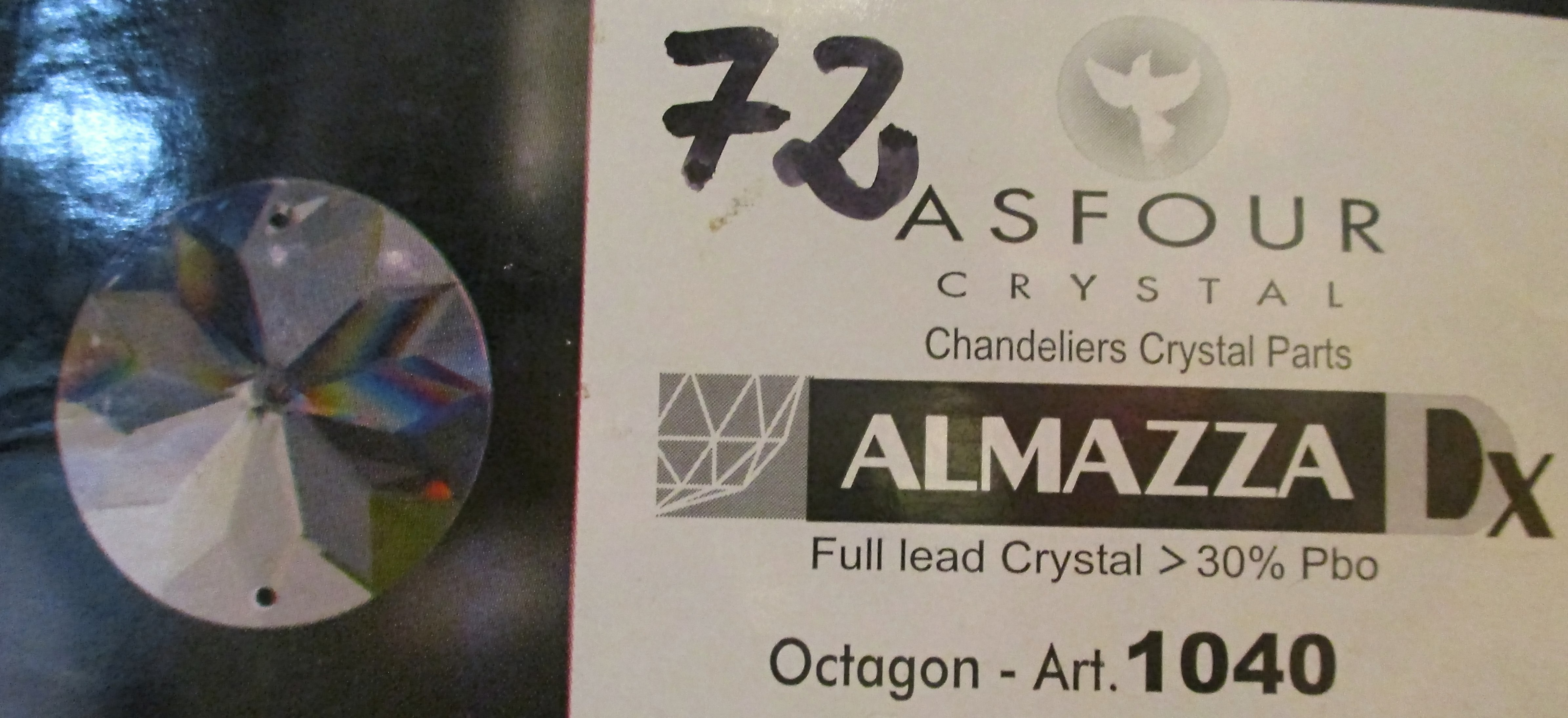Asfour Crystal 1040 - 72